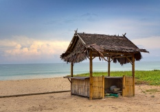 Bamboo Beach Shack